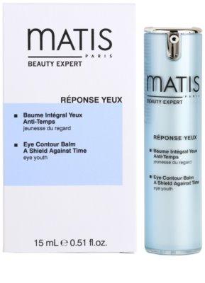 MATIS Paris Réponse Yeux gel para contorno de ojos con efecto alisante 2