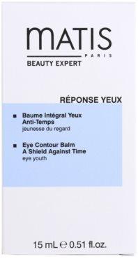 MATIS Paris Réponse Yeux gel para contorno de ojos con efecto alisante 3