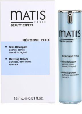 MATIS Paris Réponse Yeux Augencreme für alle Hauttypen 2