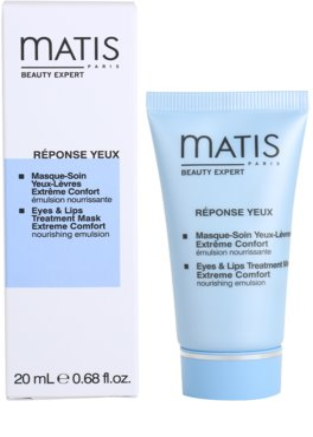 MATIS Paris Réponse Yeux masca zona ochilor si a buzelor 2