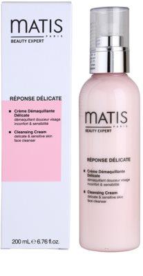 MATIS Paris Réponse Délicate čisticí mléko pro citlivou pleť 3