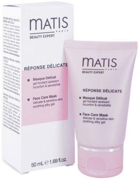 MATIS Paris Réponse Délicate Beruhigende Maske für empfindliche Haut 1