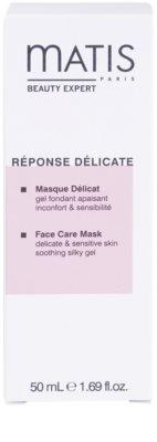 MATIS Paris Réponse Délicate zklidňující maska pro citlivou pleť 2
