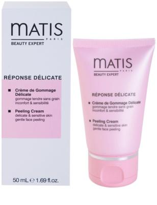 MATIS Paris Réponse Délicate peeling az érzékeny arcbőrre 1