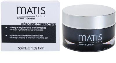 MATIS Paris Réponse Corrective intenzivní hydratační maska s kyselinou hyaluronovou 1
