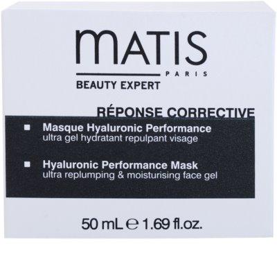 MATIS Paris Réponse Corrective intenzivní hydratační maska s kyselinou hyaluronovou 2