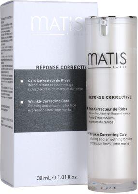 MATIS Paris Réponse Corrective Tratamento antirrugas para todos os tipos de pele 1