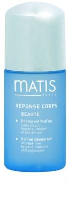 MATIS Paris Réponse Corps desodorizante roll-on para todos os tipos de pele