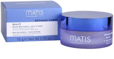 MATIS Paris Réponse Corps ro balsam hidratant piele uscata si crapata 2