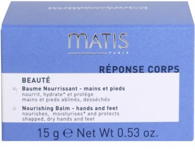 MATIS Paris Réponse Corps bálsamo hidratante para pieles secas y agrietadas 4