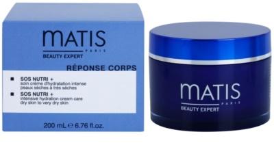 MATIS Paris Réponse Corps creme hidratante para pele seca 1