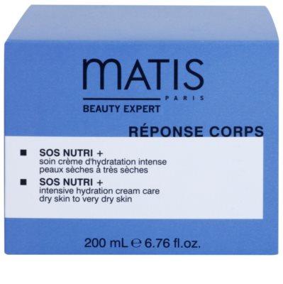 MATIS Paris Réponse Corps creme hidratante para pele seca 2