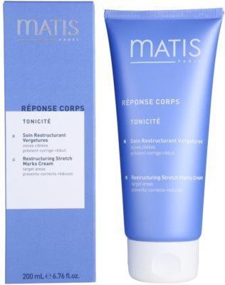 MATIS Paris Réponse Corps tělový krém na strie pro všechny typy pokožky 2
