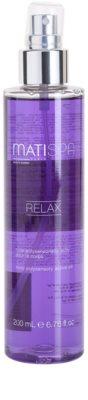 MATIS Paris MatiSpa Relax óleo de massagens poli-sensorial