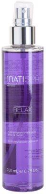 MATIS Paris MatiSpa Relax rozgrzewający olejek do masażu