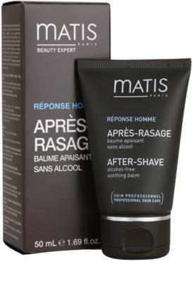 MATIS Paris Réponse Homme balsam po goleniu do wszystkich rodzajów skóry 1