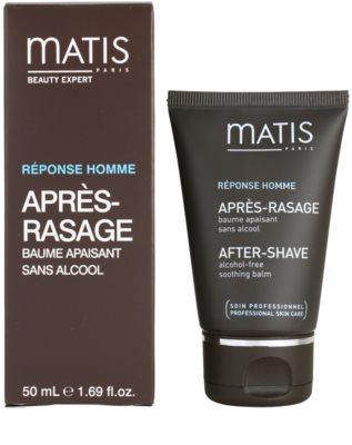 MATIS Paris Réponse Homme balsam po goleniu do wszystkich rodzajów skóry 2