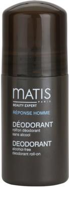 MATIS Paris Réponse Homme dezodorant roll-on za vse tipe kože, vključno z občutljivo kožo