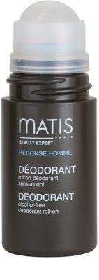 MATIS Paris Réponse Homme Deodorant roll-on pentru toate tipurile de ten, inclusiv piele sensibila 1
