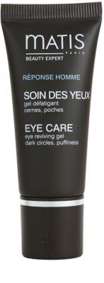 MATIS Paris Réponse Homme gel para contorno de ojos antibolsas y antiojeras