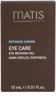 MATIS Paris Réponse Homme gel pentru ochi impotriva cearcanelor si ochilor umflati 3