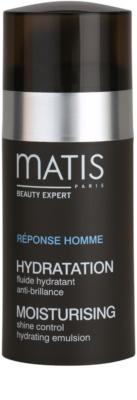 MATIS Paris Réponse Homme emulsão hidratante para homens