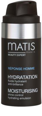 MATIS Paris Réponse Homme emulsão hidratante para homens 1