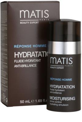 MATIS Paris Réponse Homme emulsão hidratante para homens 2
