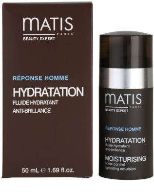 MATIS Paris Réponse Homme emulsão hidratante para homens 3