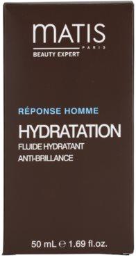 MATIS Paris Réponse Homme emulsão hidratante para homens 4