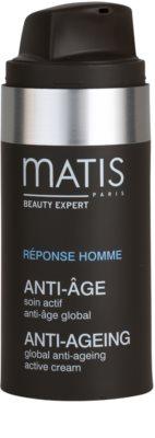 MATIS Paris Réponse Homme Tages- und Nachtscreme gegen Falten 1