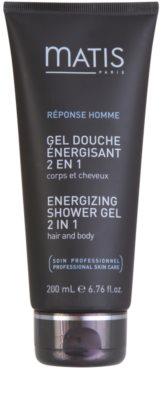 MATIS Paris Réponse Homme gel za prhanje in šampon 2v1