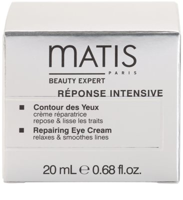 MATIS Paris Réponse Intensive ránctalanító szemkrém a duzzanatokra és a sötét karikákra 4