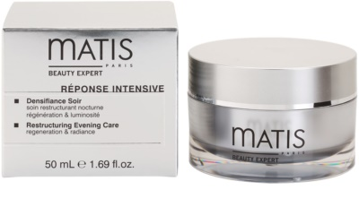 MATIS Paris Réponse Intensive creme de noite rejuvenescedor para pele madura 3