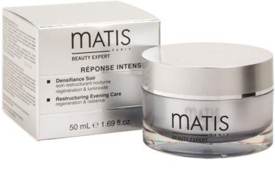 MATIS Paris Réponse Intensive creme de noite rejuvenescedor para pele madura 4