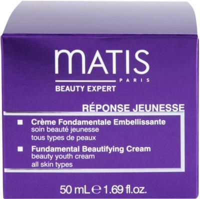 MATIS Paris Réponse Jeunesse Tages- und Nachtscreme gegen Falten für alle Hauttypen 2