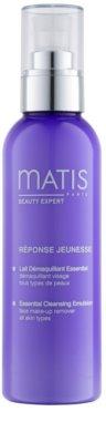 MATIS Paris Réponse Jeunesse emulsie pentru curatare pentru toate tipurile de ten