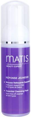 MATIS Paris Réponse Jeunesse очищаюча пінка для всіх типів шкіри