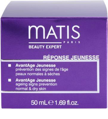MATIS Paris Réponse Jeunesse denní i noční protivráskový krém pro normální až suchou pleť 2