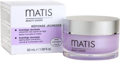 MATIS Paris Réponse Jeunesse nappali ránctalanító krém normál és kombinált bőrre 2