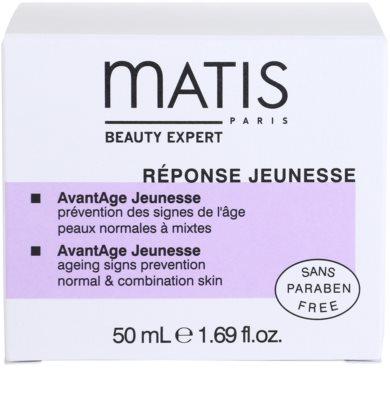 MATIS Paris Réponse Jeunesse nappali ránctalanító krém normál és kombinált bőrre 4