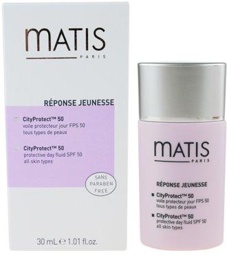 MATIS Paris Réponse Jeunesse Schützendes Fluid SPF 50 1