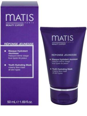 MATIS Paris Réponse Jeunesse vlažilna maska za obraz za vse tipe kože