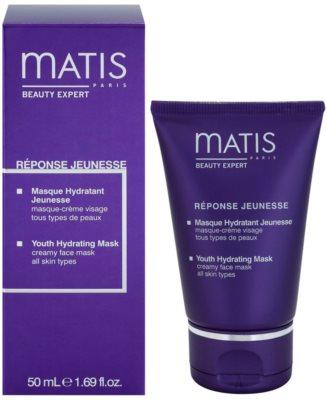 MATIS Paris Réponse Jeunesse хидратираща маска за лице за всички типове кожа на лицето