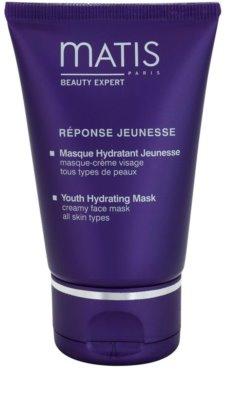 MATIS Paris Réponse Jeunesse feuchtigkeitsspendende Gesichtsmaske für alle Hauttypen 1