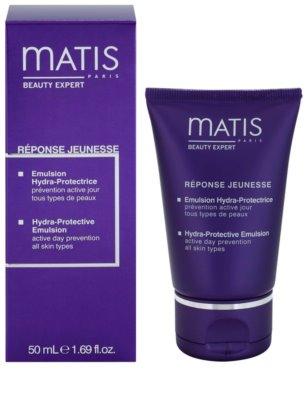 MATIS Paris Réponse Jeunesse зволожуюча емульсія для всіх типів шкіри