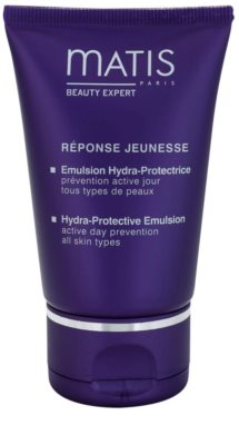 MATIS Paris Réponse Jeunesse emulsión hidratante para todo tipo de pieles 1