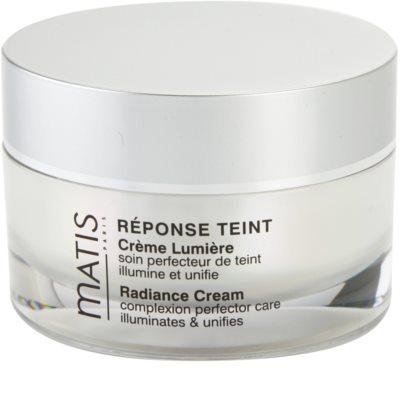 MATIS Paris Réponse Teint роз'яснюючий крем