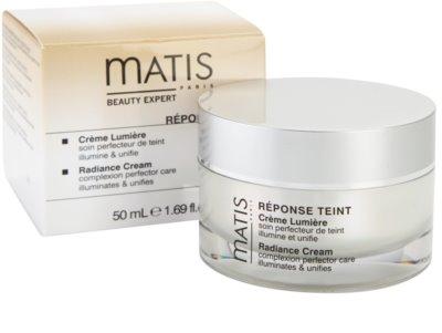 MATIS Paris Réponse Teint роз'яснюючий крем 1