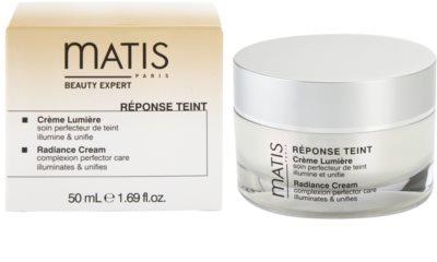 MATIS Paris Réponse Teint роз'яснюючий крем 2